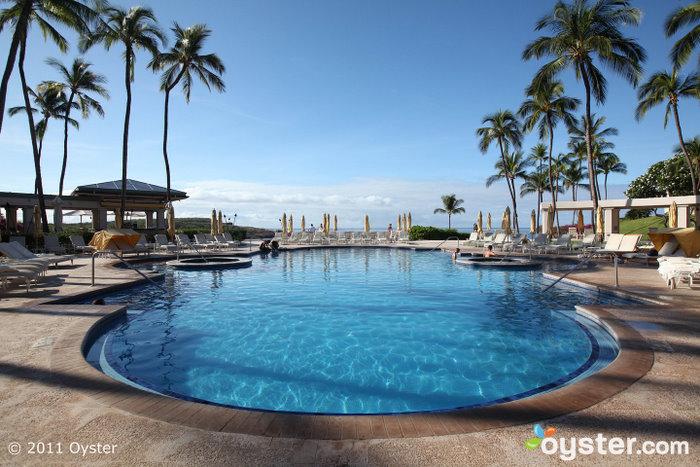 Le Four Seasons Resort Lanai à Manele Bay; Big Island, HI
