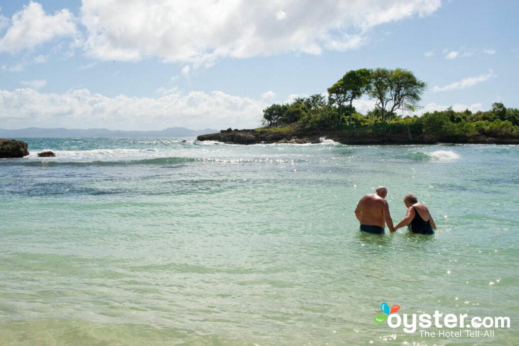 Spiaggia di lusso Bahia Principe Cayo Levantado, Samana / Oyster
