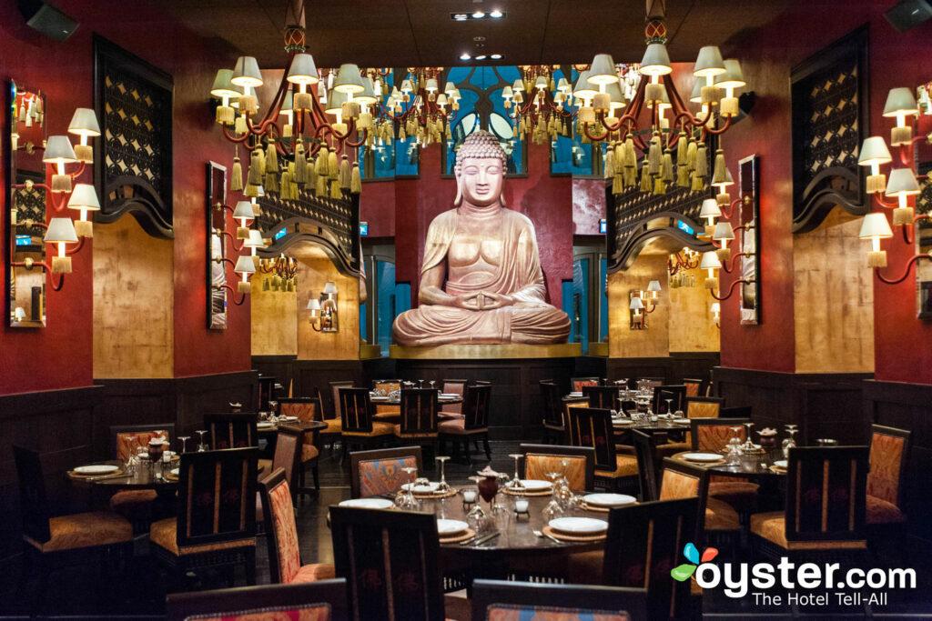 Buddha-Bar Ristorante presso il Buddha-Bar Hotel Budapest Klotild Palace