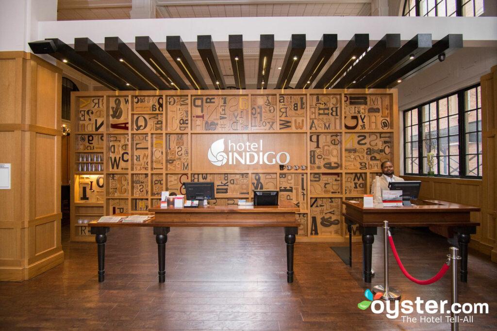 Reception presso l'Hotel Indigo Nashville