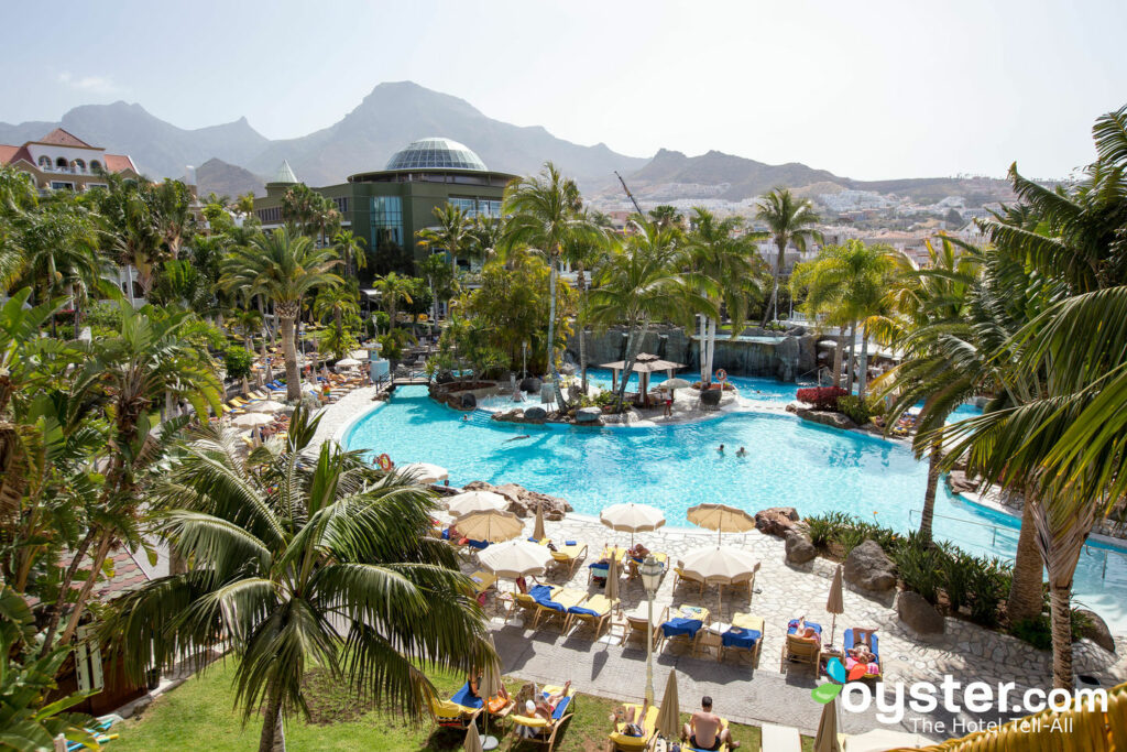Os Jardines de Nivaria Adrian Hoteles em Tenerife.