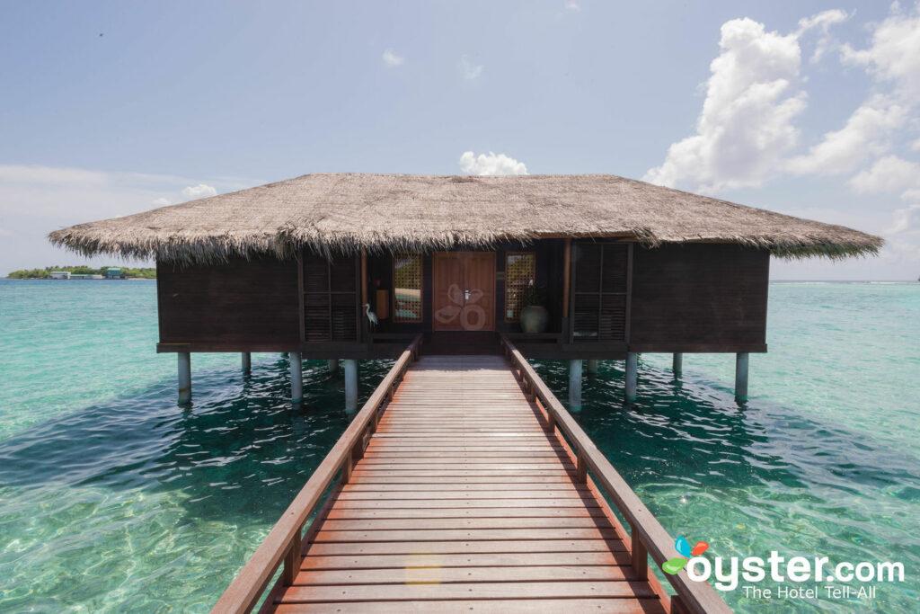 Suite Ocean en el Sheraton Maldives Full Moon Resort and Spa / Oyster