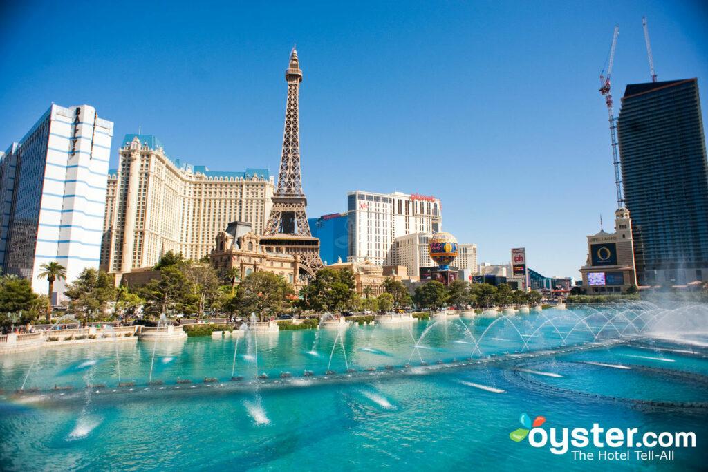 Las Vegas / Oyster