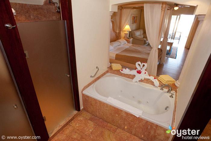 Una Junior Suite Colonial en el Majestic Colonial Resort en Punta Cana, República Dominicana