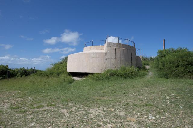 Fort Segarra; Photo Credit: Mary Boyd