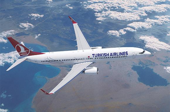 Turkish Airlines via SmarterTravel