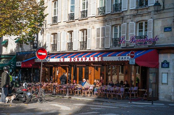 Rue Bonaparte / Auster