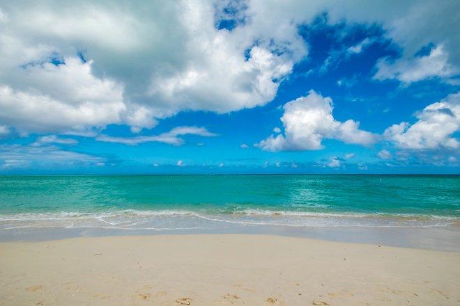 Playa en el COMO Parrot Cay, Islas Turcas y Caicos / Oyster