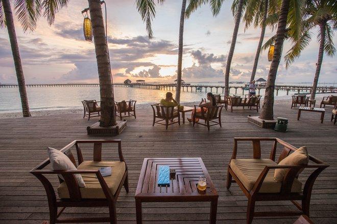 The Sun Siyam Iru Fushi Maldives / Oyster