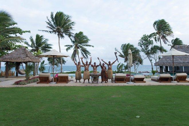 Nanuku Auberge Resort/Oyster