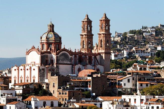 Taxco; Laurent Espitallier / Flickr