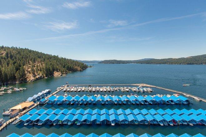 El Coeur d'Alene Resort / Oyster
