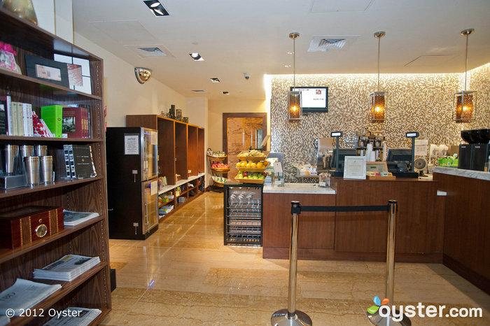 Perks Kaffee im Grand Hyatt San Antonio