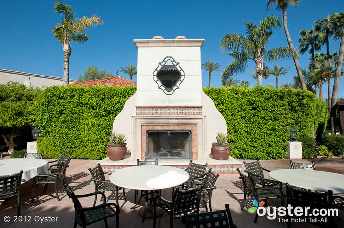 Il Scottsdale Resort offre tantissime attività all'aria aperta.