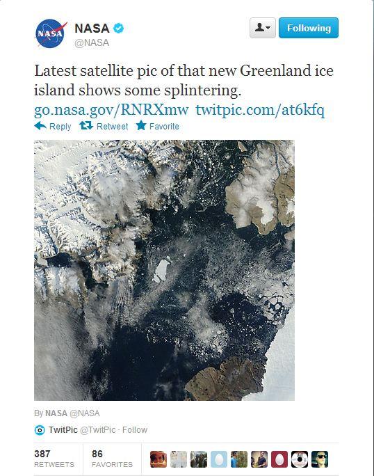 La NASA copre tutto, dai confini del sistema solare ai nostri cortili