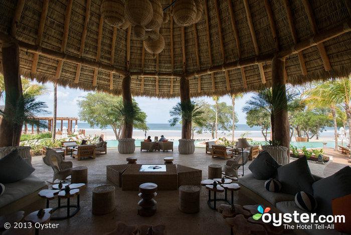 Lobby im Mukul Luxury Resort and Spa