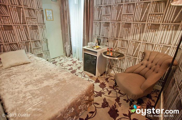 Junior Suite Second Bedroom en el Hotel Mathis Elysees Matignon