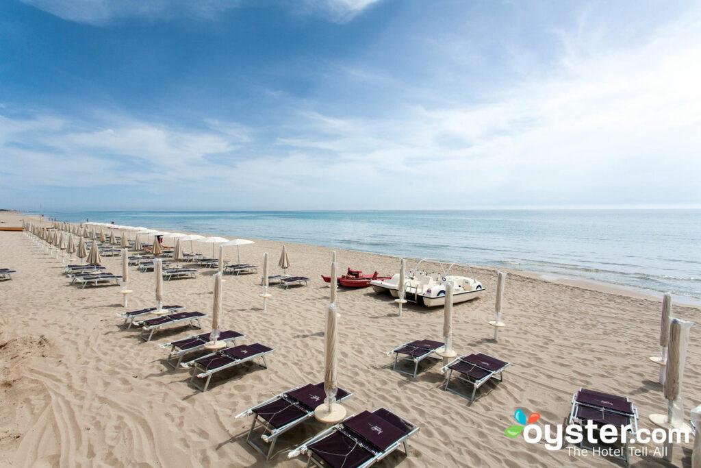 Vivosa Apulia Resort / Huître