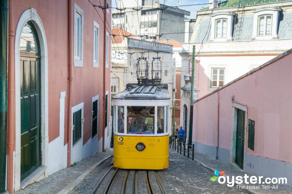 Bondes, Lisboa / Ostra