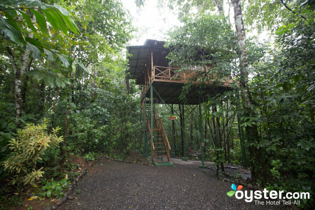 The Congo House presso Tree Houses Hotel Costa Rica / Oyster