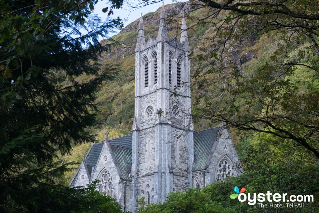 Abbazia di Kylemore nella Contea di Galway, Irlanda / Oyster