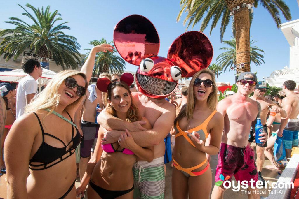 Encore Beach Club en  Encore en Wynn Las Vegas  /Ostra