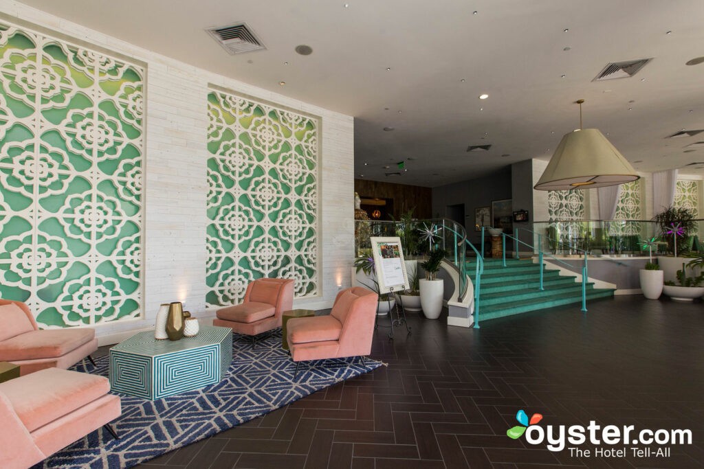 Delightfully Retro Hotels In Palm Springs Oyster Com