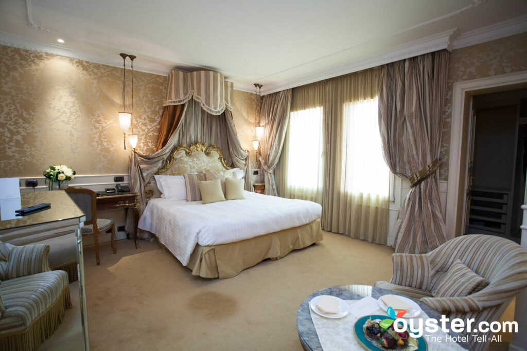 The Junior Suite Classic at Luna Hotel Baglioni