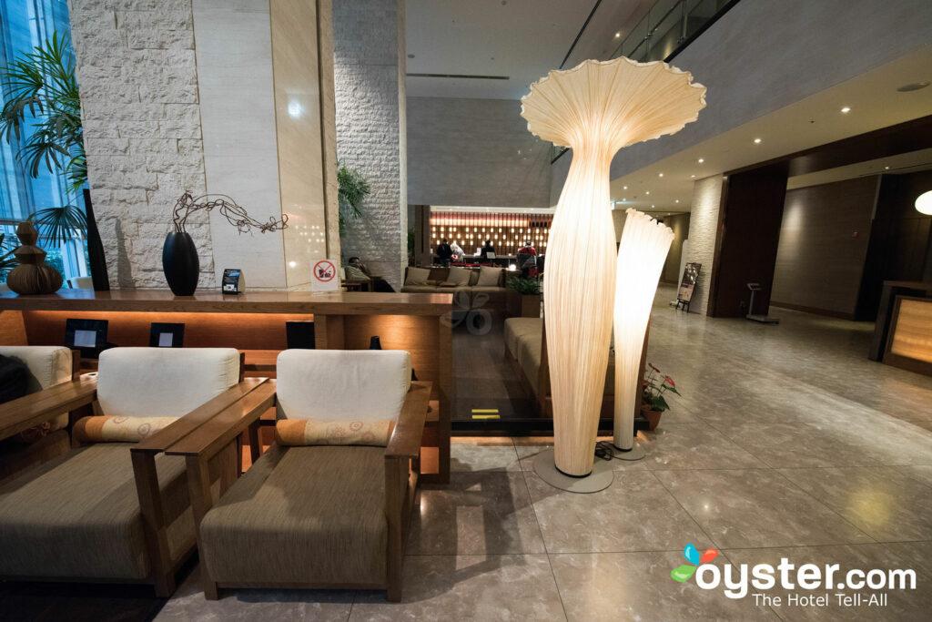 Lobby presso l' Hotel Sunroute Plaza Shinjuku / Oyster