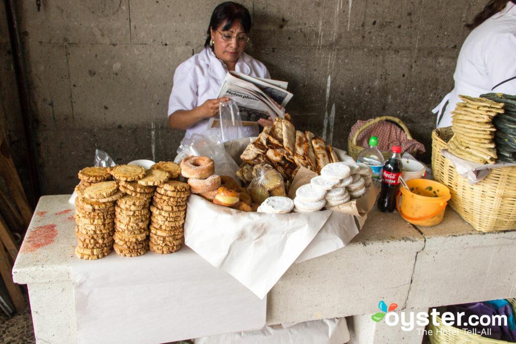 Cibo di strada a Città del Messico / Oyster