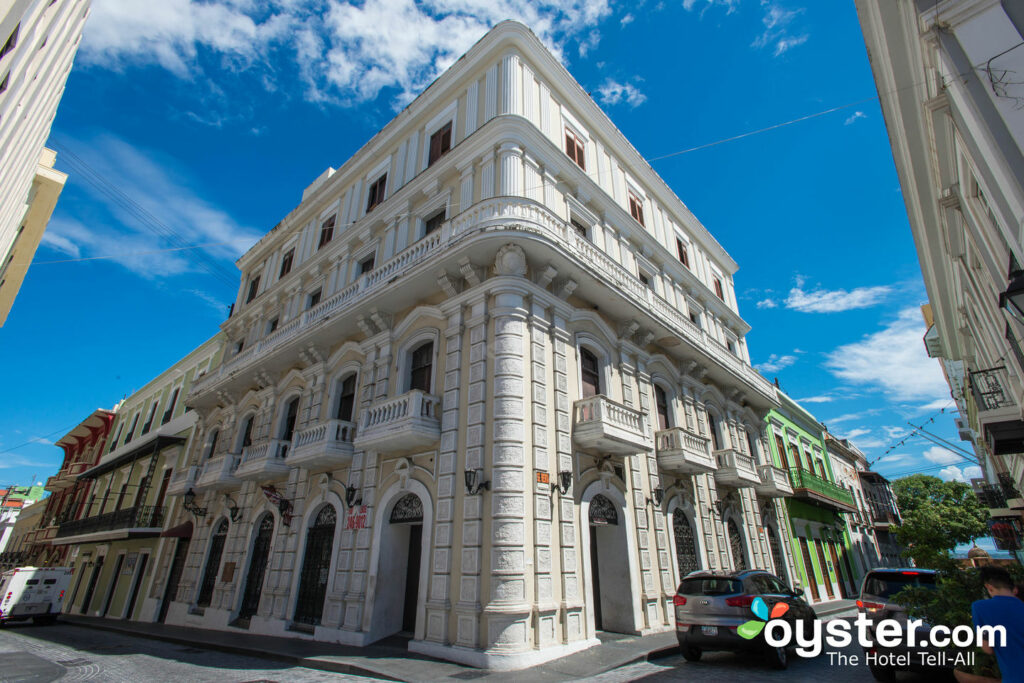 Old San Juan, Porto Rico / Oyster