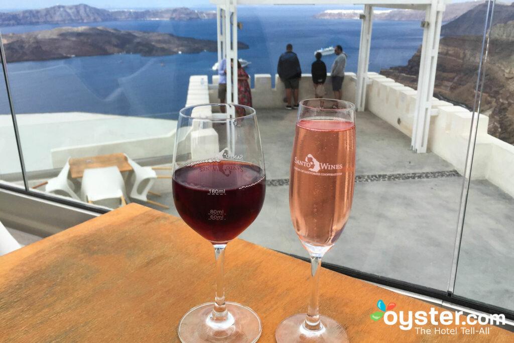 Vinos en Santo Wines