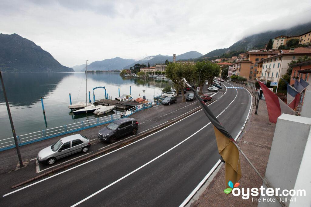 Vista desde el Hotel Lovere Resort & Spa / Oyster