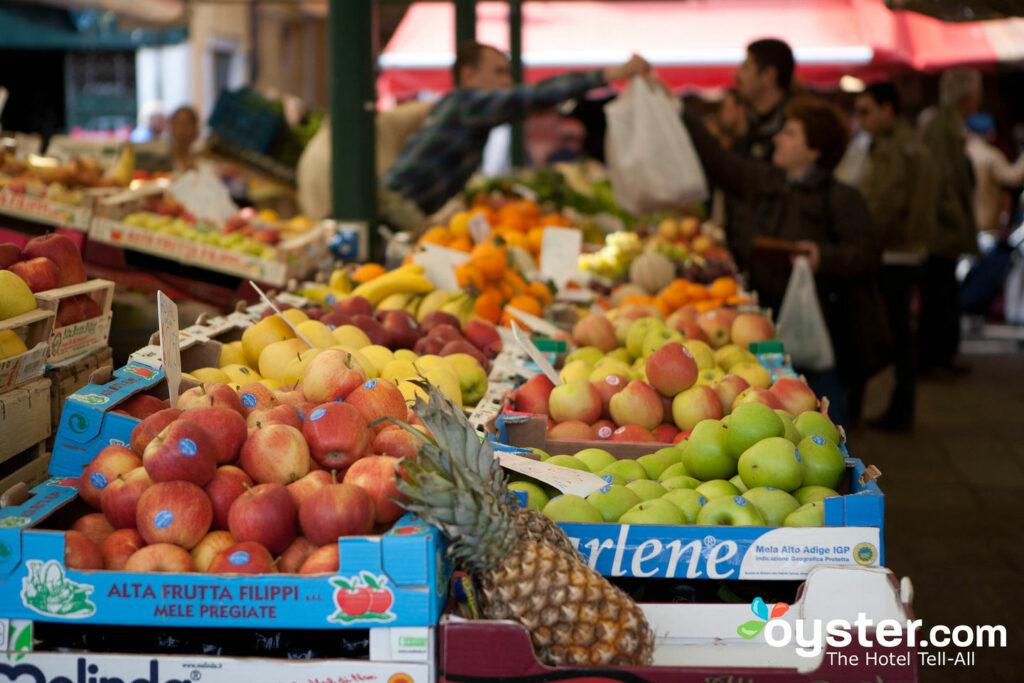 Rialto Markt, San Polo, Venedig / Oyster