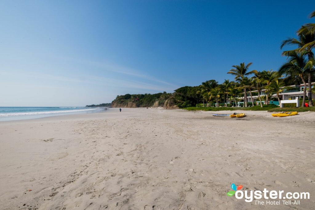 Playa en W Punta de Mita / Oyster