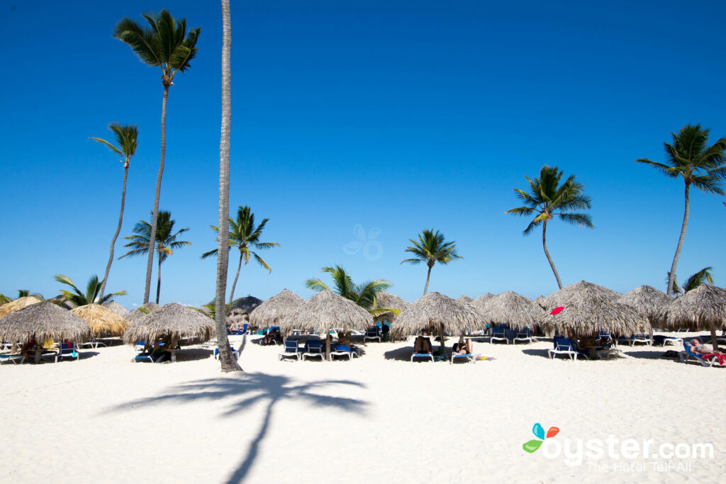 Plage du Punta Cana Princess Resort & Spa / Oyster