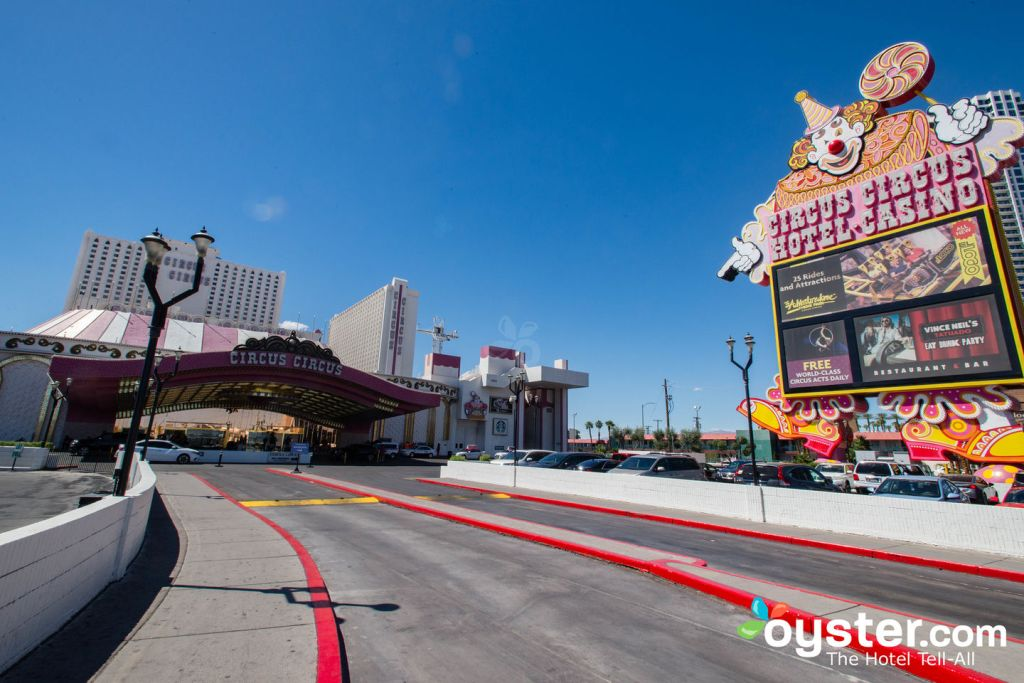 Circus Circus Hotel Casino Las Vegas Review What To Really Expect If You Stay