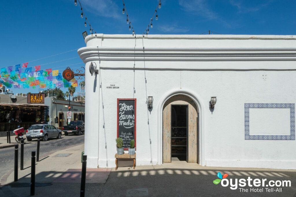 Flora Farms ha anche un mercato nel quartiere storico di San Jose / Oyster