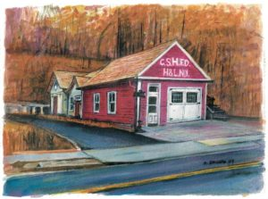 Cold Spring Harbor Firehouse Museum | Oyster-Bay East ...