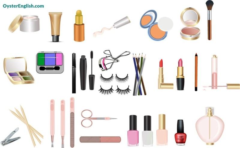 Cosmetics Vocabulary