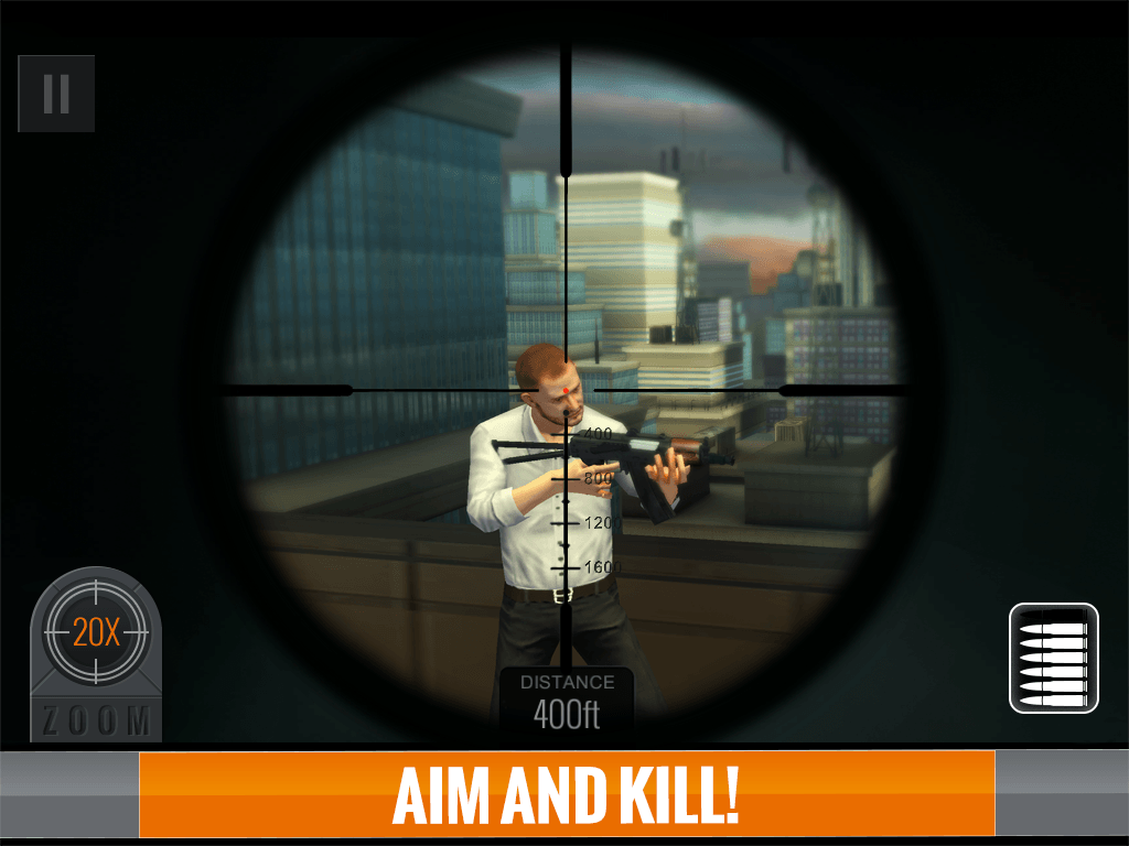 hile apk sniper 3d