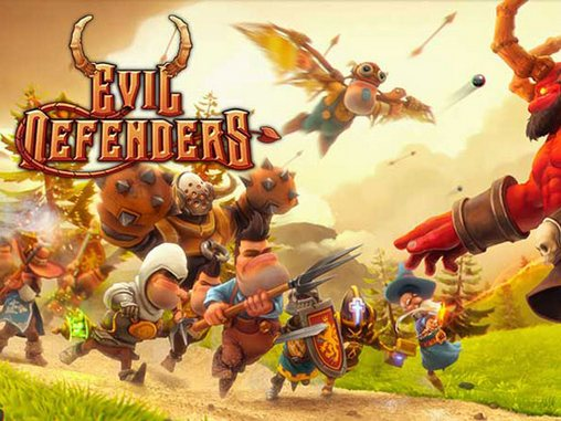 Evil defenders Android