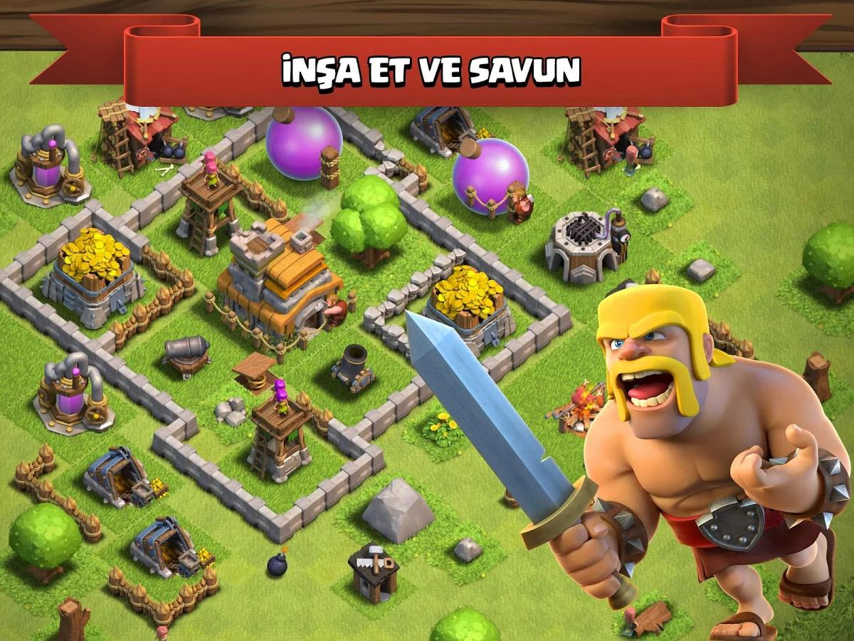 clash of clans cit qosmaq