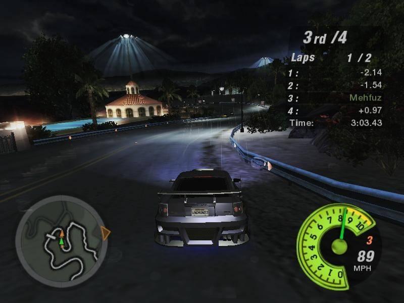 Need For Speed: Underground 2 İndir | Oyun İndir Club - Full