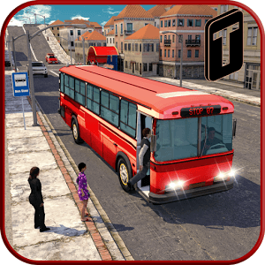City Bus Driving Mania 3D Android