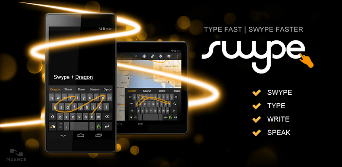 Swype Keyboard Pro Android