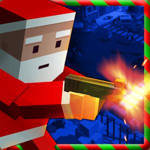 Cube Zombie War Apk
