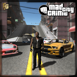 Mad City Crime Apk