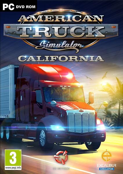 American Truck Simulator PC
