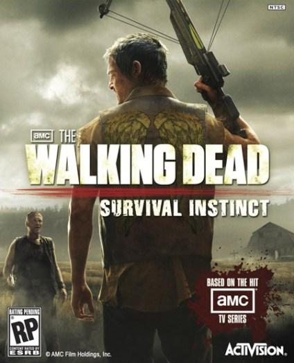 The Walking Dead Survival Instinct pc cover